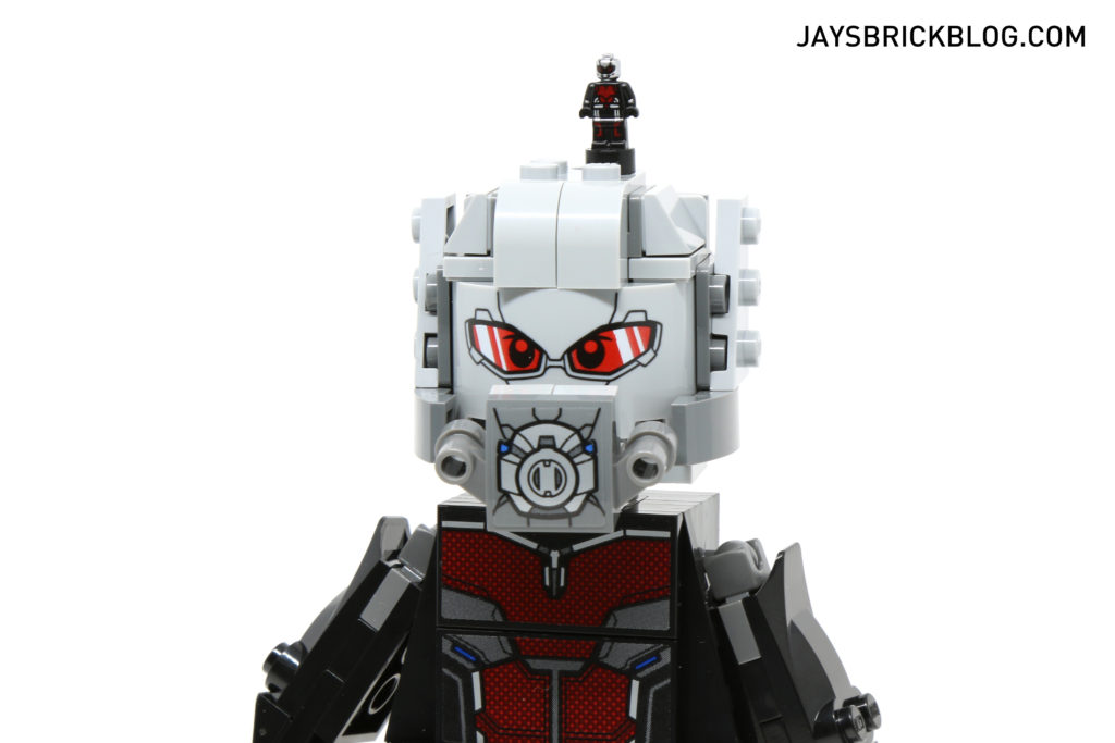 LEGO 76051 Super Hero Airport Battle - Giant Man Head
