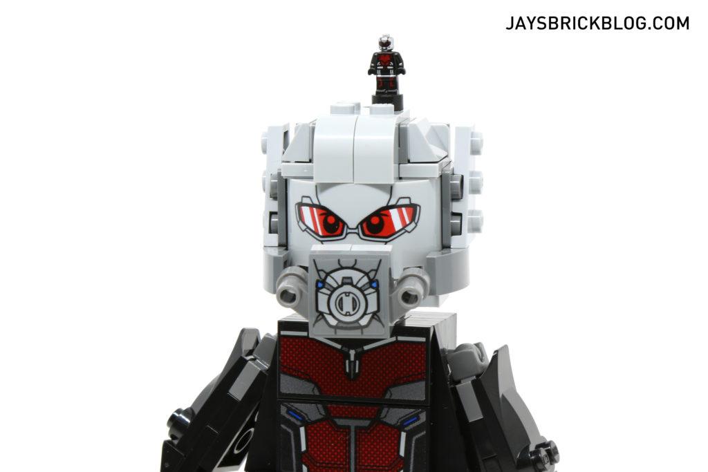 LEGO 76051 Super Hero Airport Battle - Giant Man Head