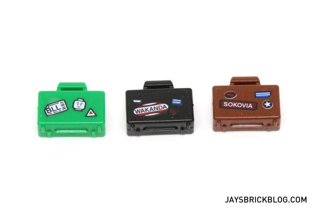 LEGO 76051 Super Hero Airport Battle - Luggage