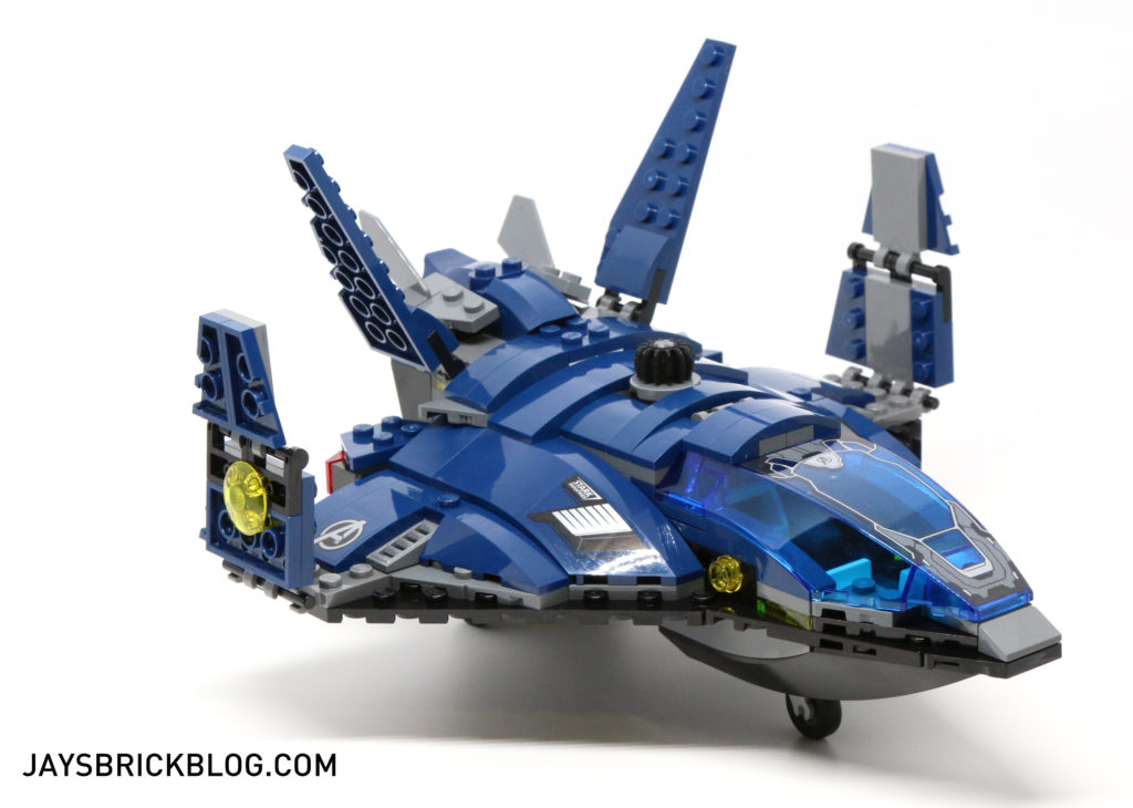 LEGO 76051 Super Hero Airport Battle - Quinjet Wings
