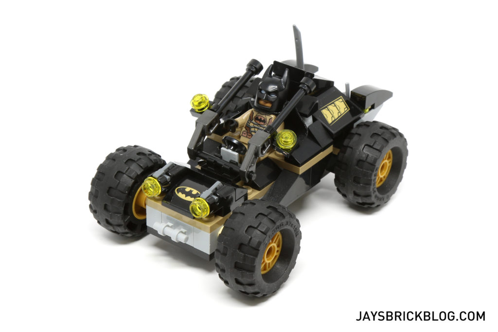 LEGO 76056 Rescue from Ra's Al Ghul - Bat Buggy