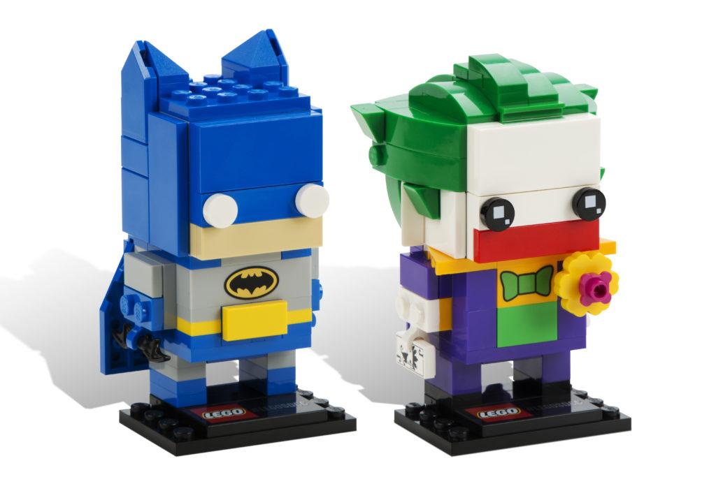 LEGO Brickheadz - Batman and Joker
