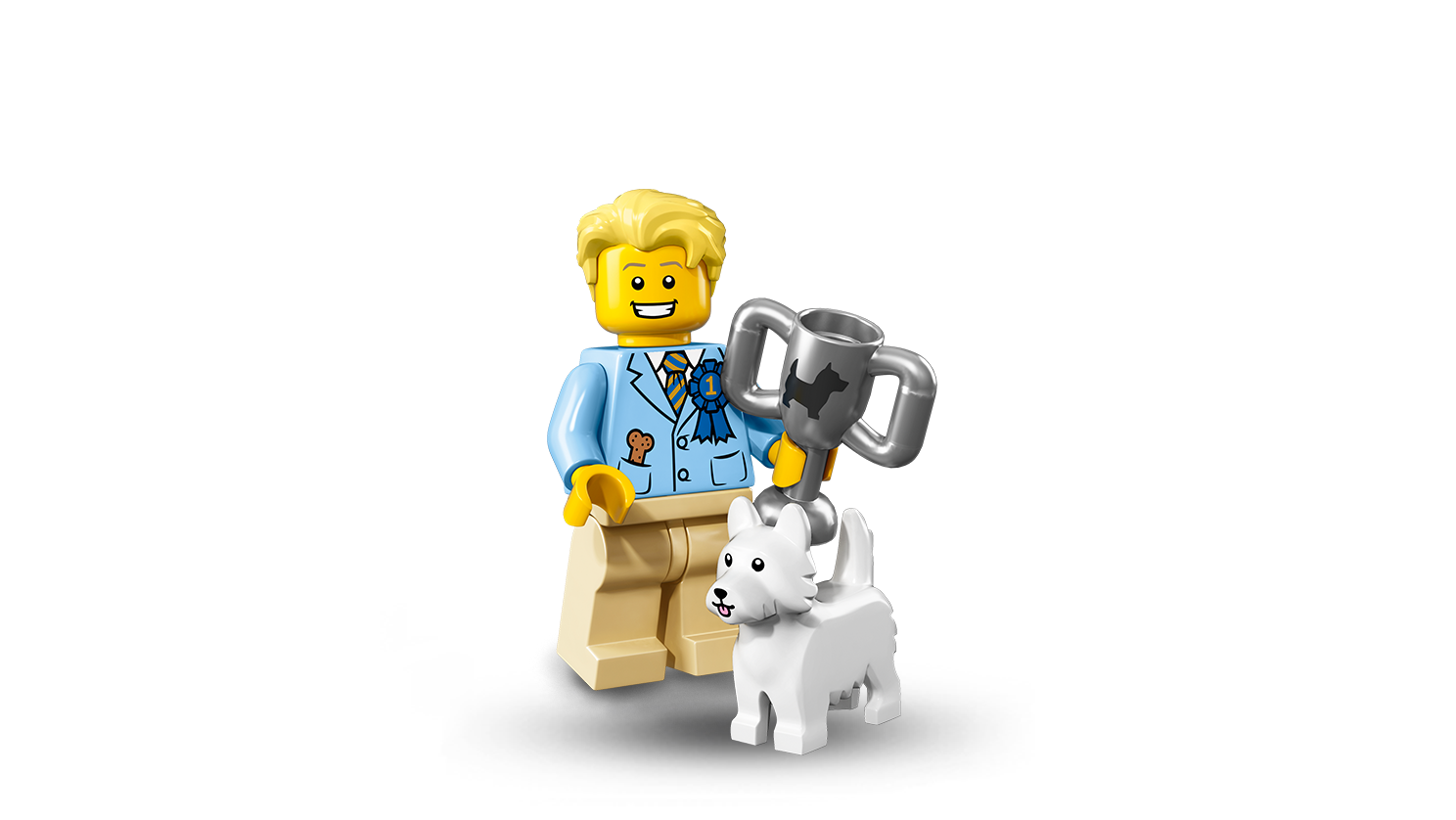 Lego Harry Potter Picture With Dog