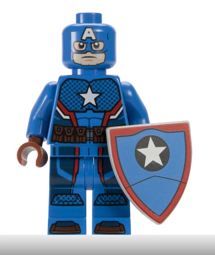 LEGO SDCC 2016 Exclusive - Steve Rogers Captain America Minifigure