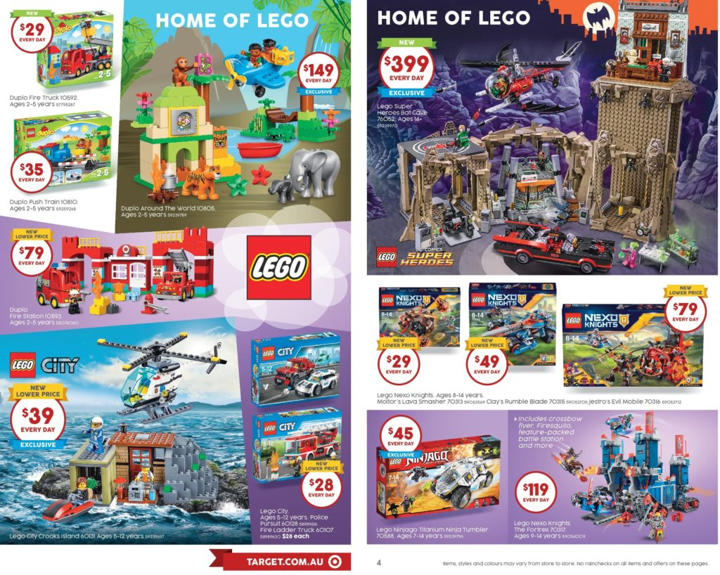 Target Toy Event Sale July 2016 - Batcave