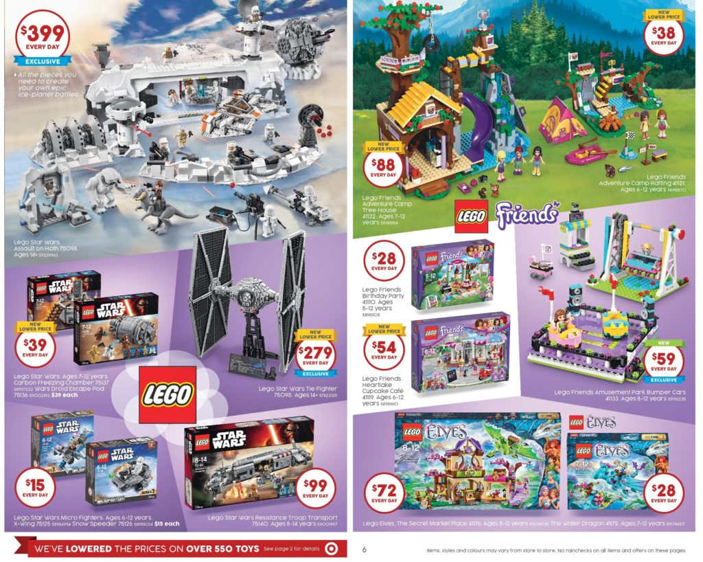 Target Toy Event Sale July 2016 - Star Wars