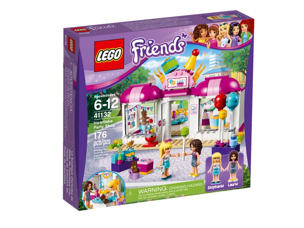 LEGO 41132 Heartlake Party Shop
