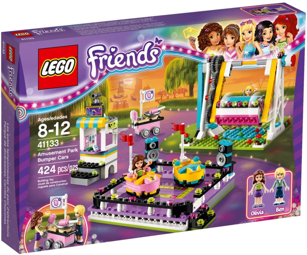 LEGO 41133 Amusement Park Bumper Cars