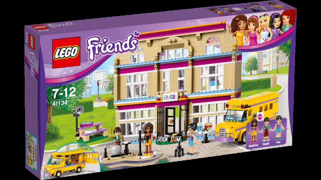 LEGO 41134 Heartlake Performance School Box