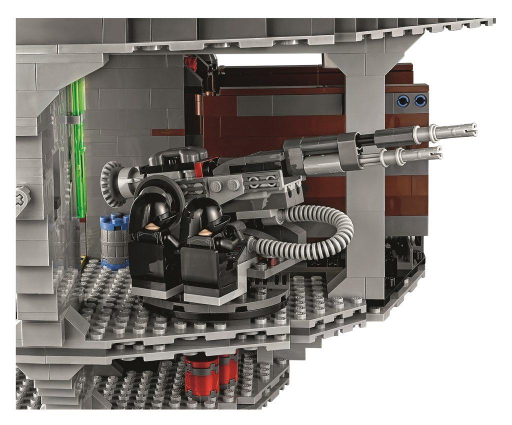 LEGO 75159 UCS Death Star - Cannon