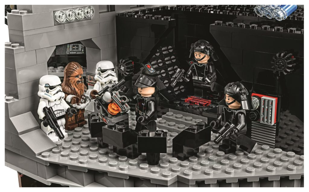 LEGO 75159 UCS Death Star - Chewie in Chains