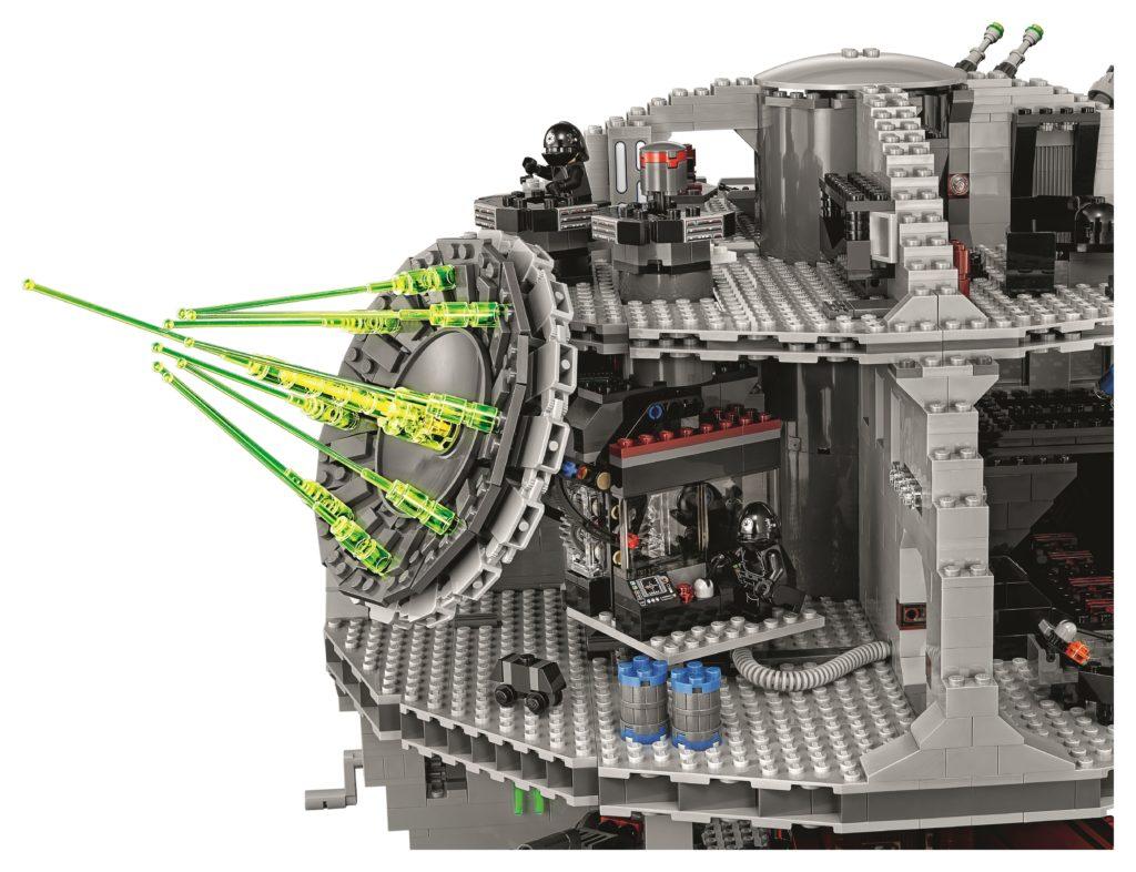 LEGO 75159 UCS Death Star - Superlaser