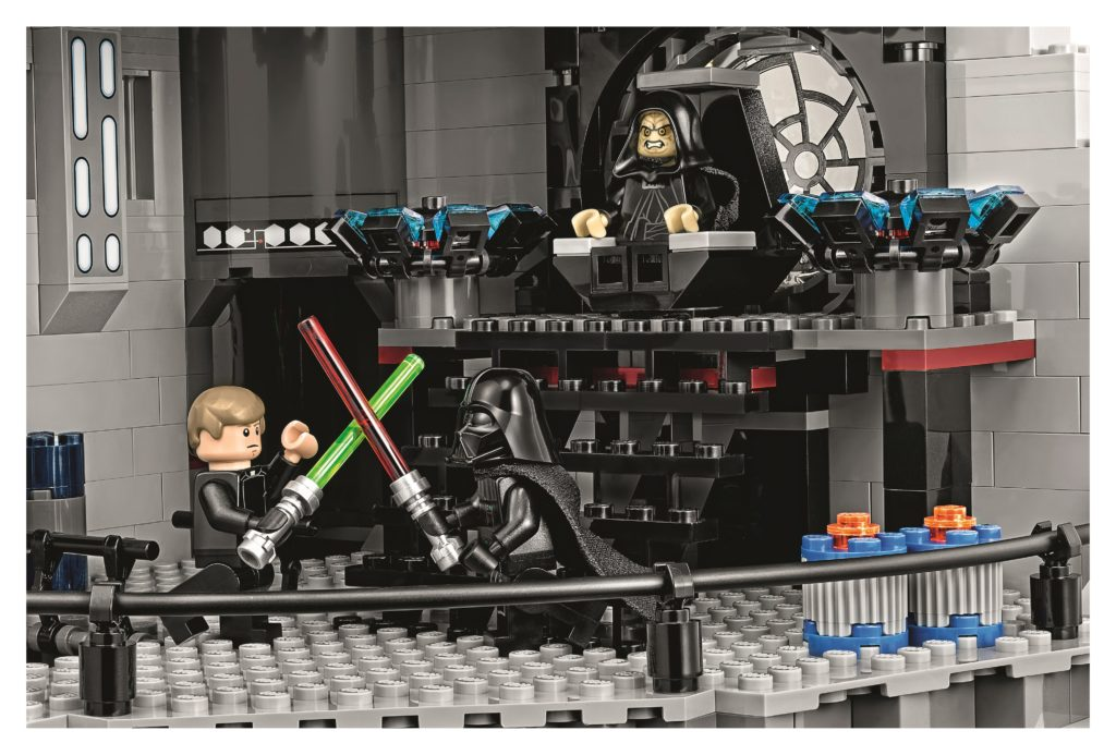 LEGO 75159 UCS Death Star - Throne Room Battle