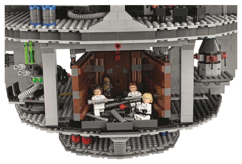 LEGO 75159 UCS Death Star - Trash Compactor