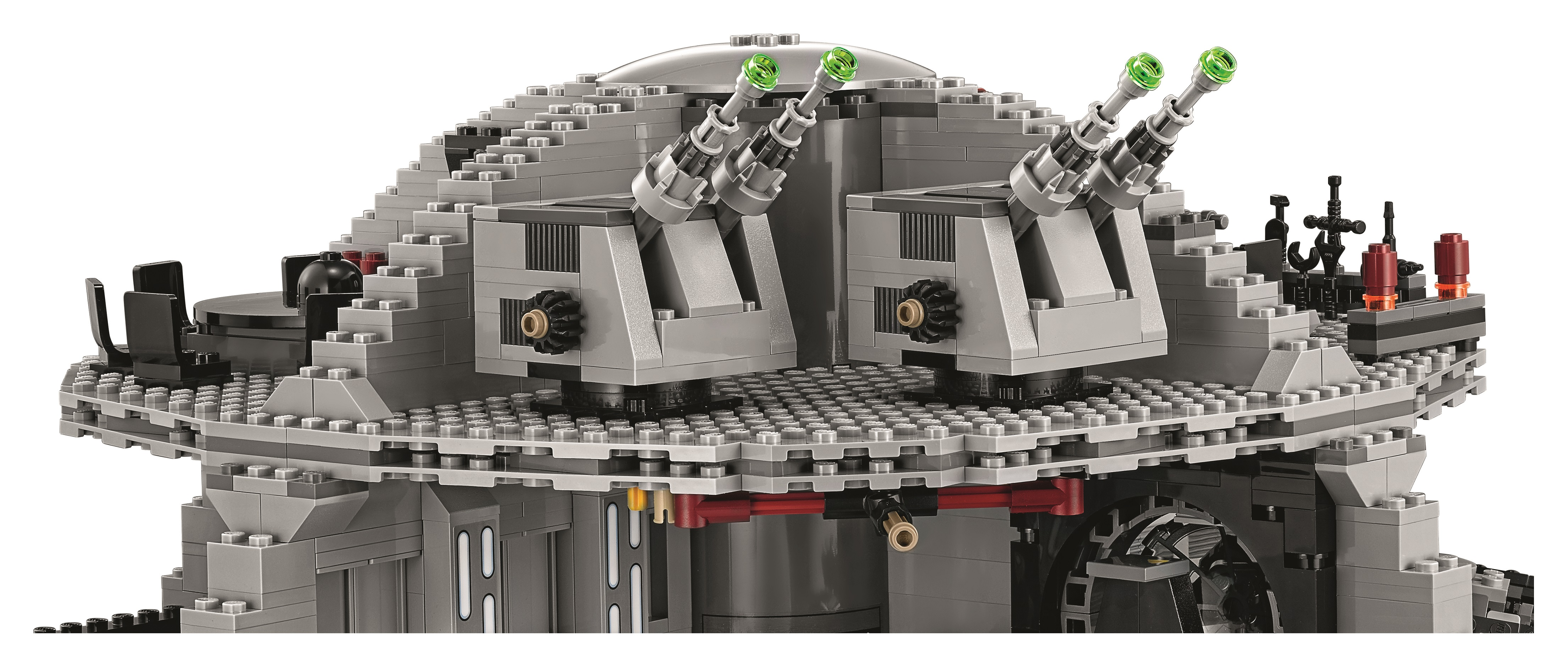 The Lego 75159 Death Star Is Almost A Carbon Copy Of Its Predecessor