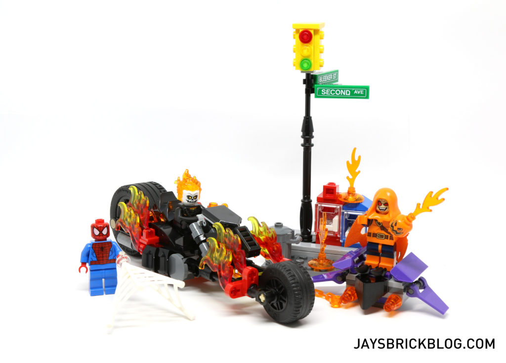 LEGO 76058 Ghost Rider Team-Up