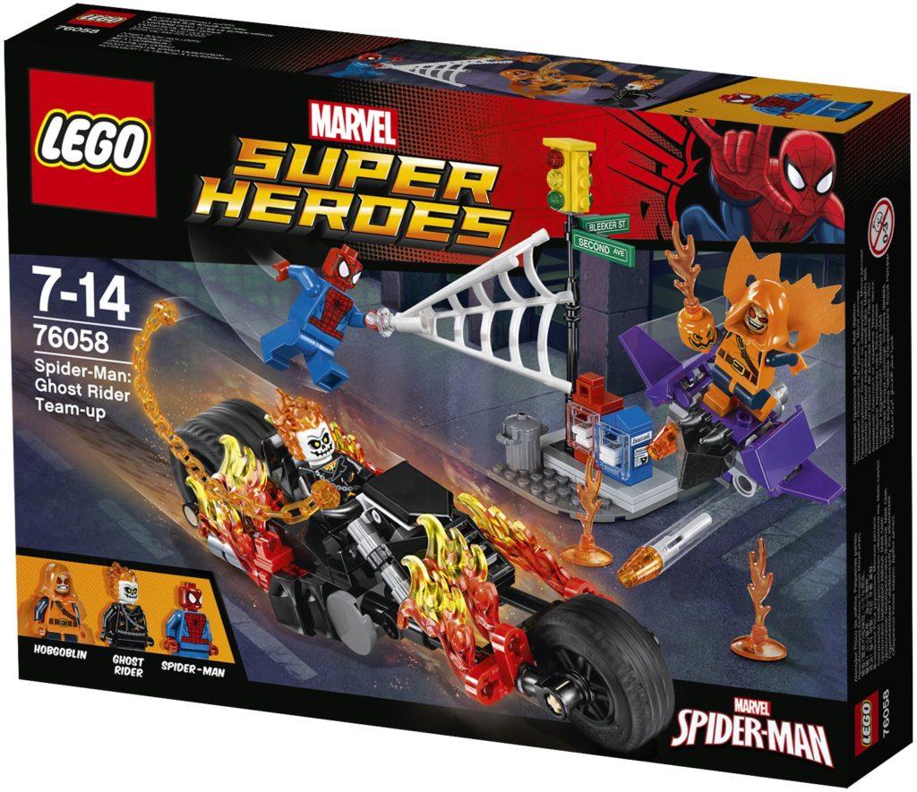 LEGO 76058 Ghost Rider Team-Up - Box