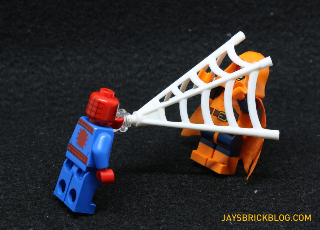LEGO 76058 Ghost Rider Team-Up - New Webbing