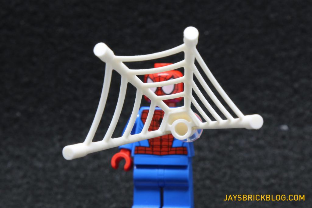 LEGO 76058 Ghost Rider Team-Up - New Webbing Accessory