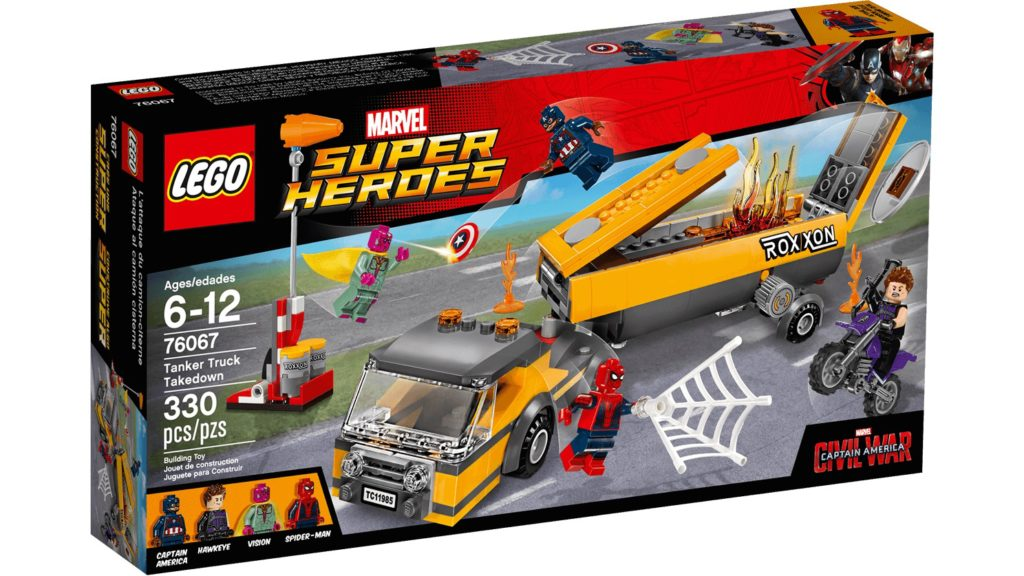 List of Australian LEGO retailer exclusive sets (2nd half of 2016)