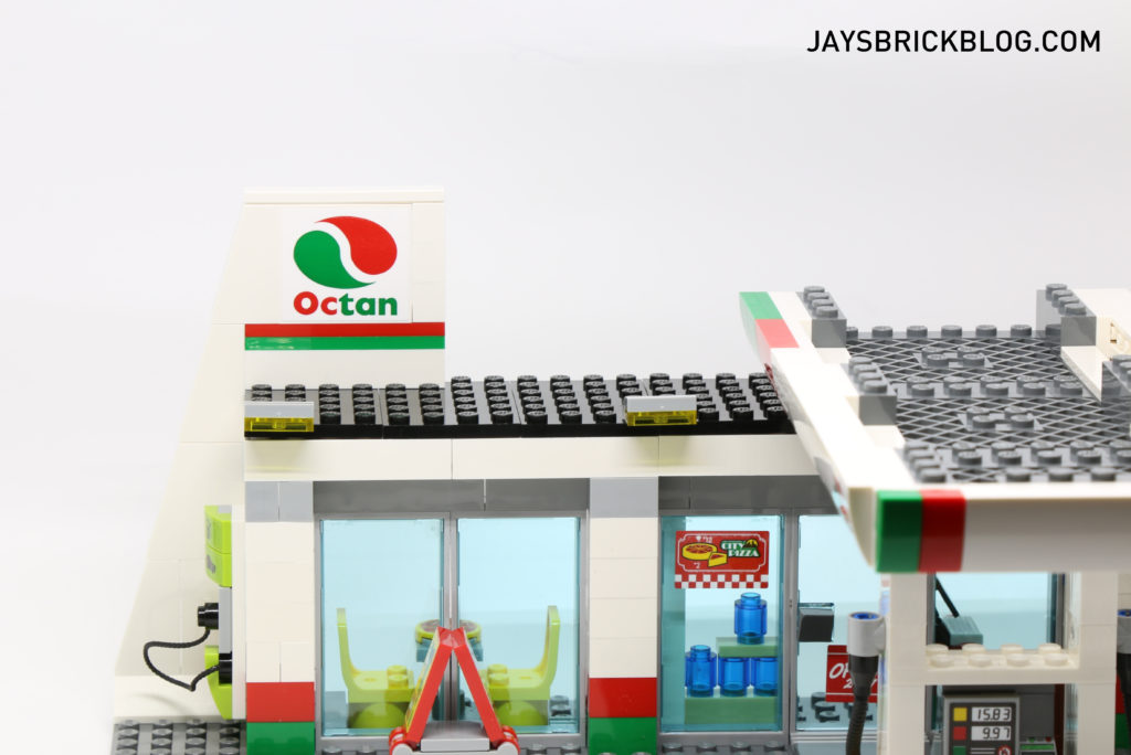 LEGO 60132 Service Station - Octan Sign