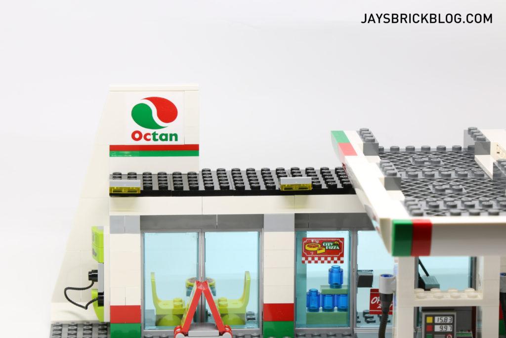 LEGO 60132 Service Station - Octan Sign