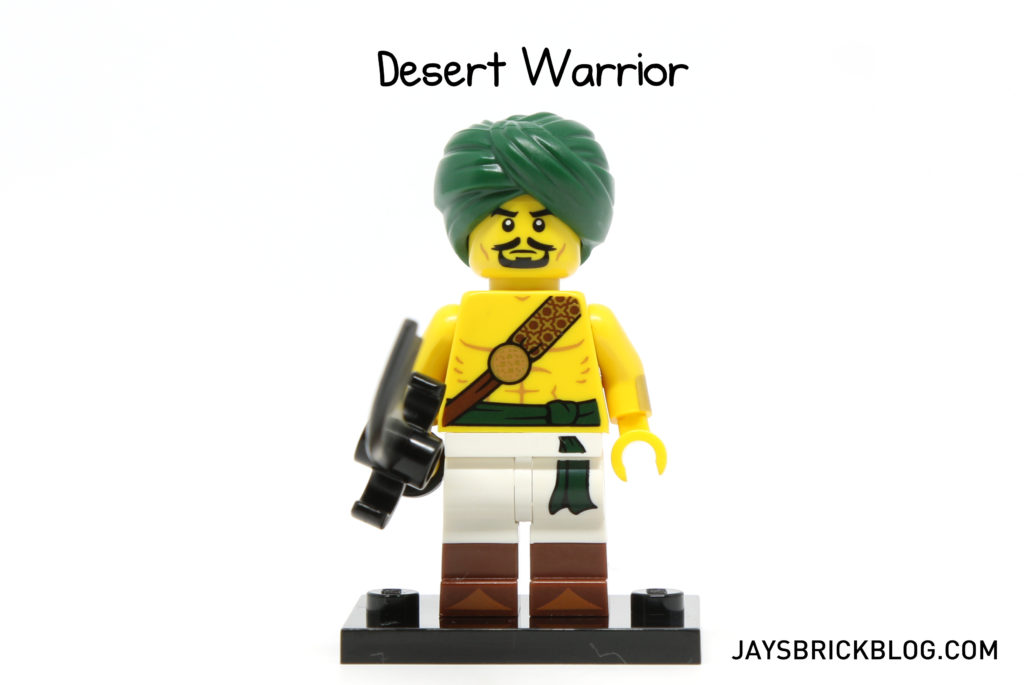 lego-minifigures-series-16-desert-warrior-minifigure