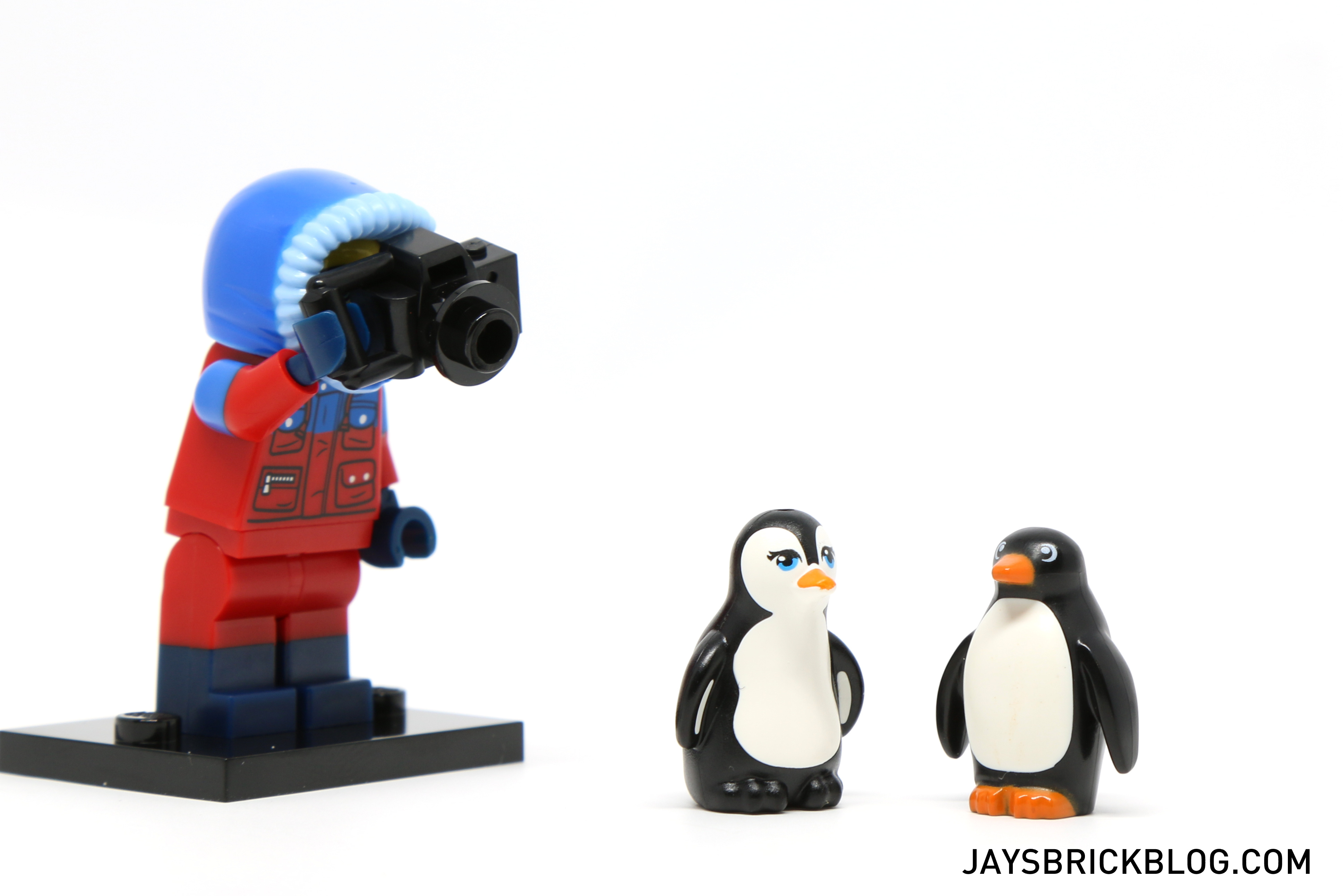 how to build a penguin out of legos