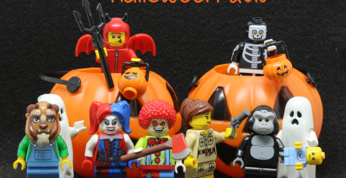 Halloween 2016 Giveaway – Win a set of Series 16!