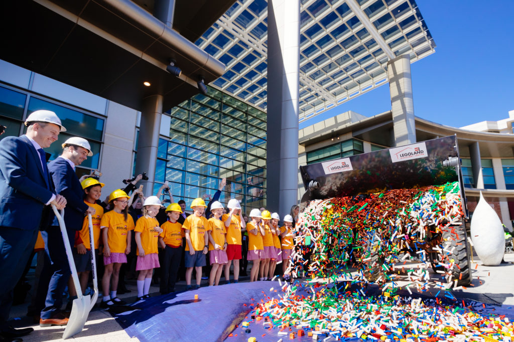 Legoland Discovery Centre Melbourne Update: Construction begins!