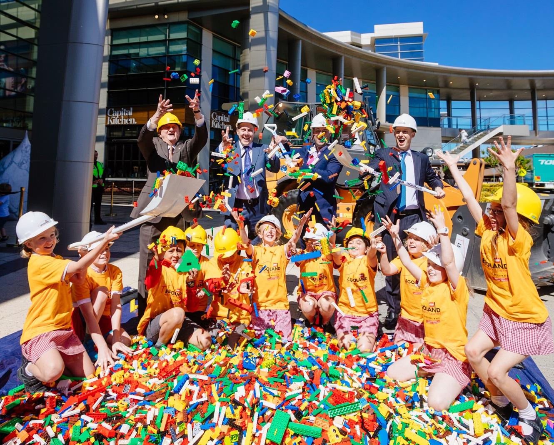 Legoland Discovery Centre Melbourne Update: Construction ...
