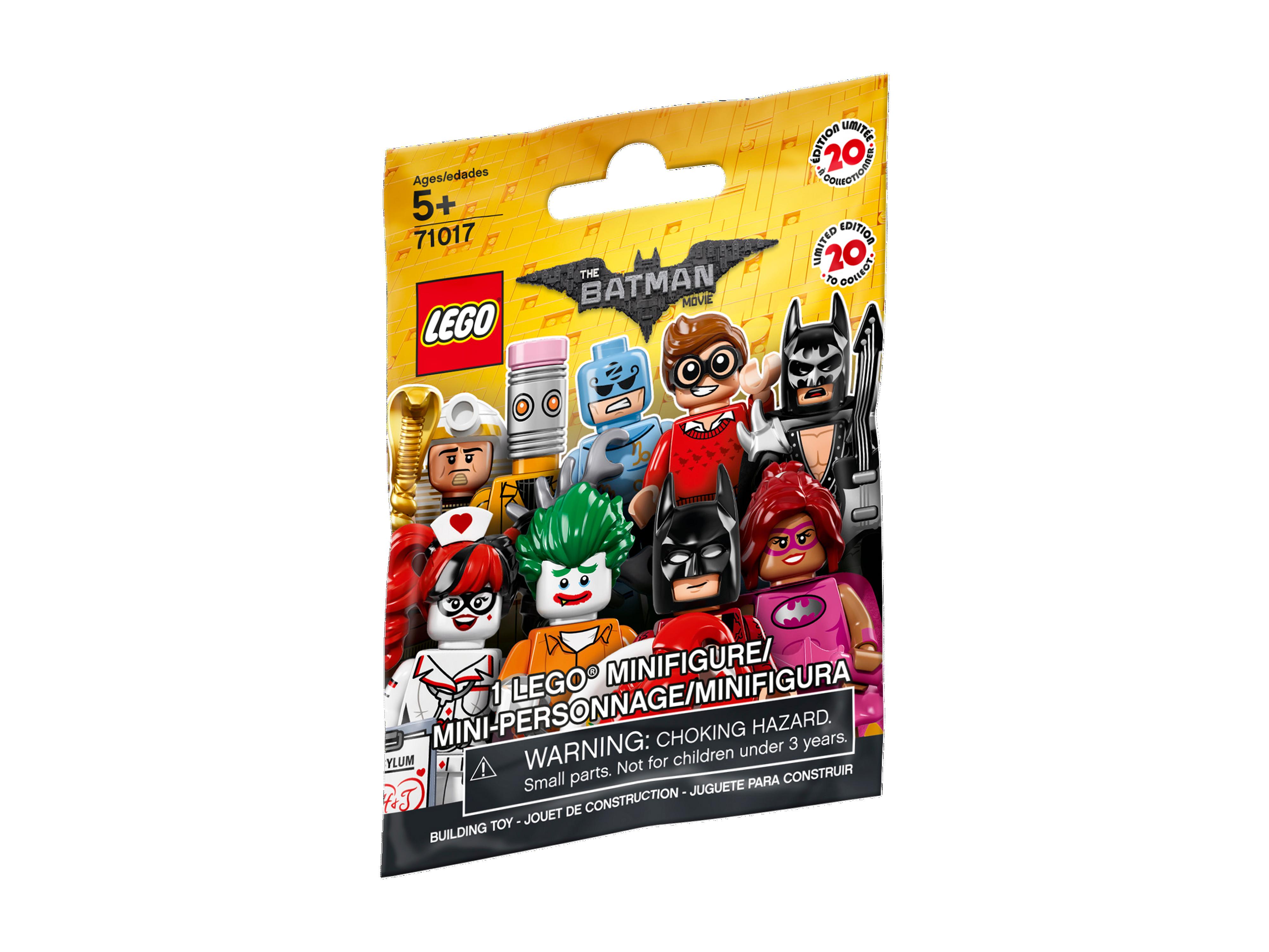 Mini Figures Fit Lego Batman