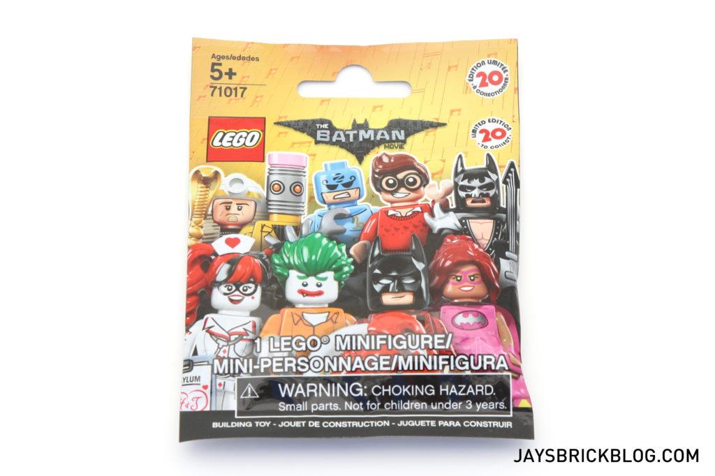Review: LEGO Batman Movie Minifigure Series – Jay's Brick Blog