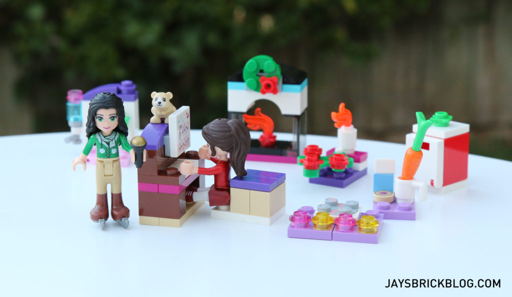 Lego Friends Advent Calendar 2016 Jays Brick Blog