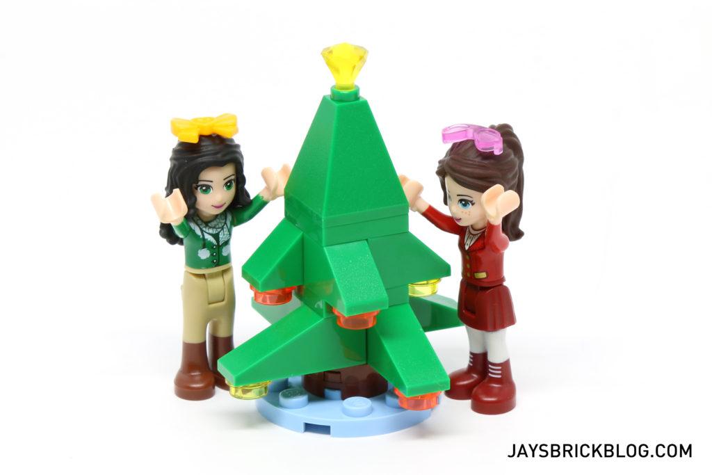 Lego Friends Advent Calendar 2016