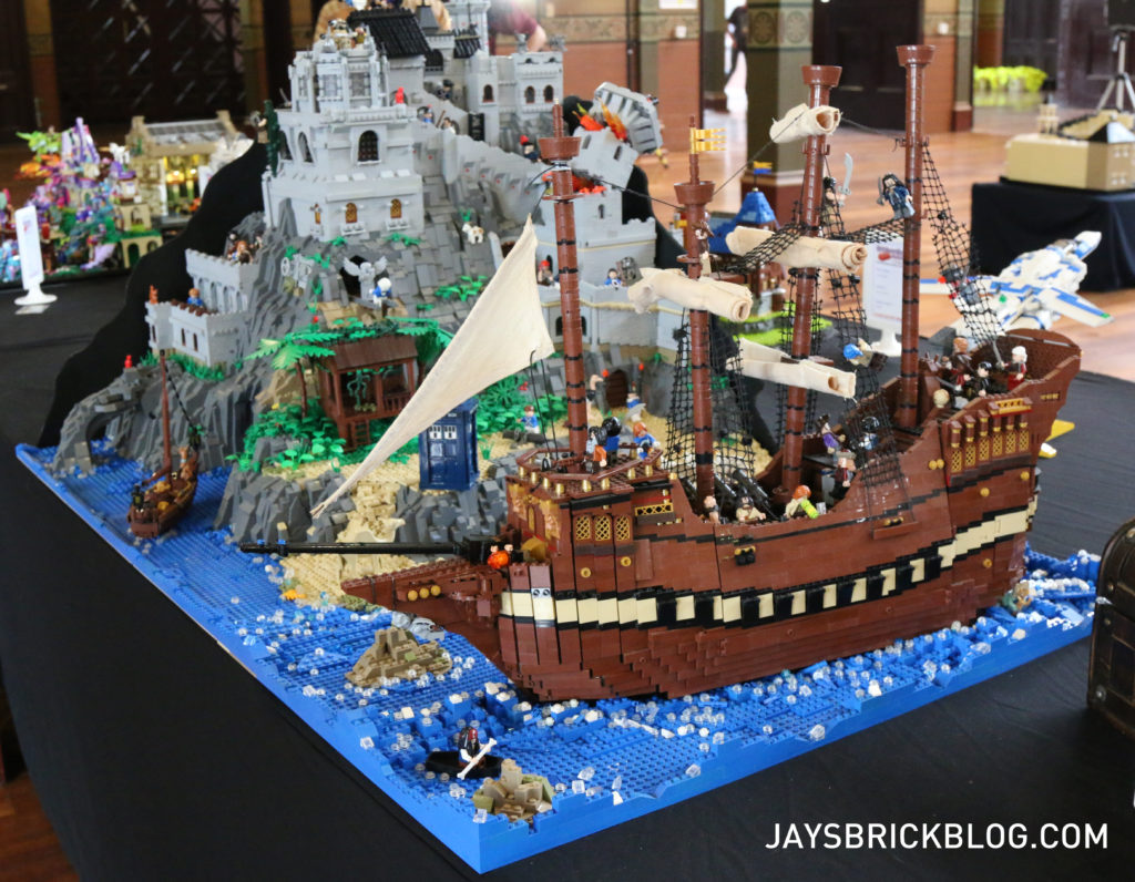 Photos from Brickvention 2017