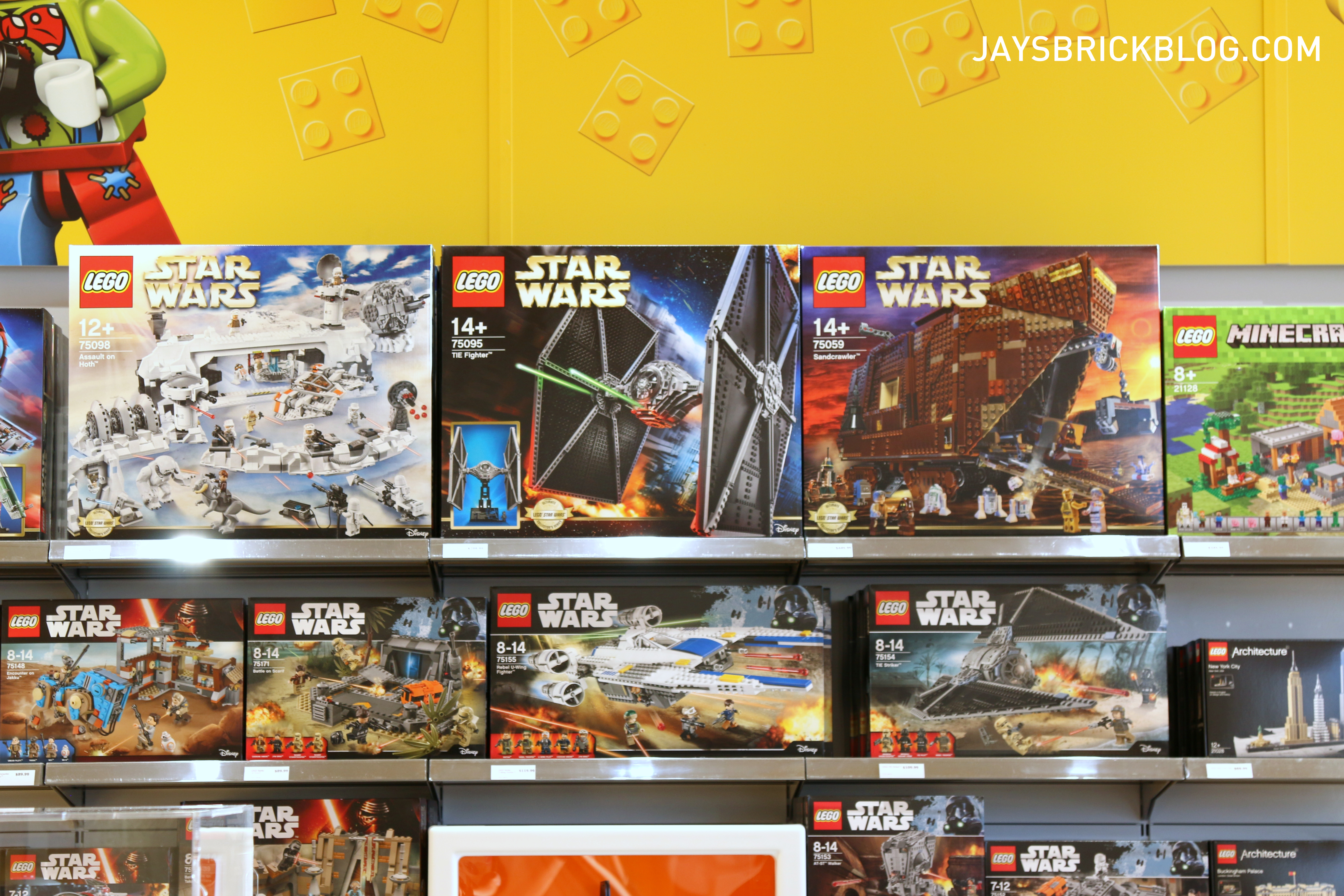 Dreamworld LEGO Store Preview (and Opening Day promo details