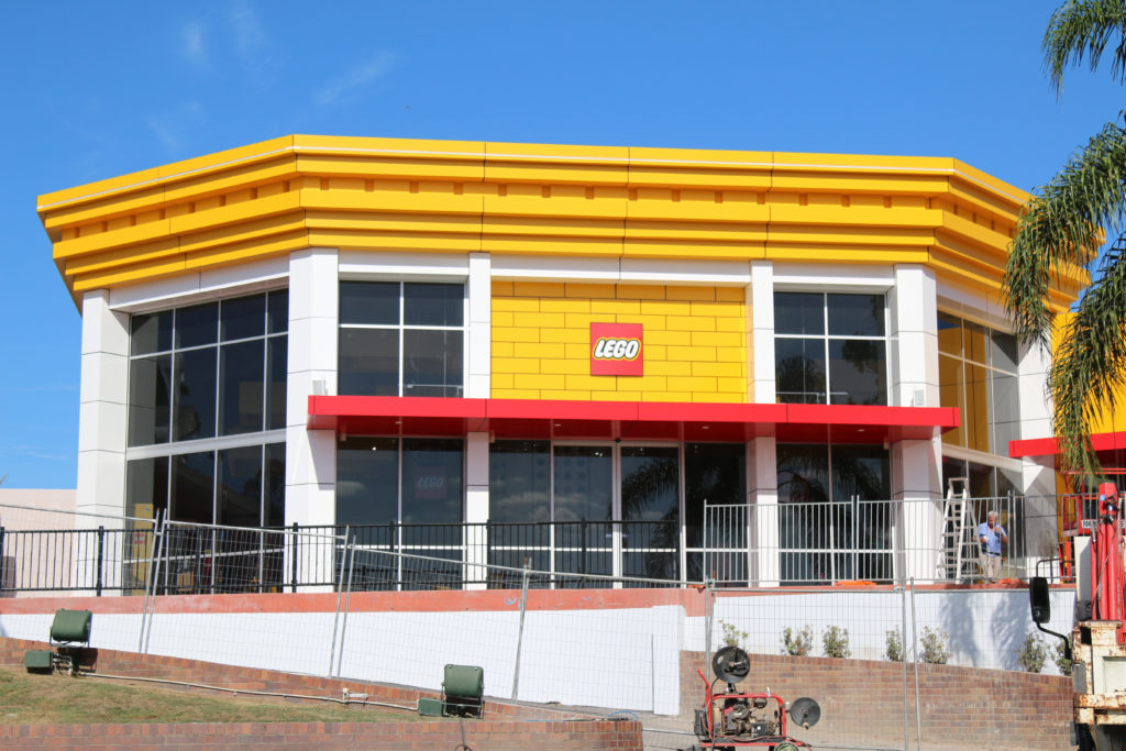 Dreamworld LEGO Store Preview (and Opening Day promo details!)