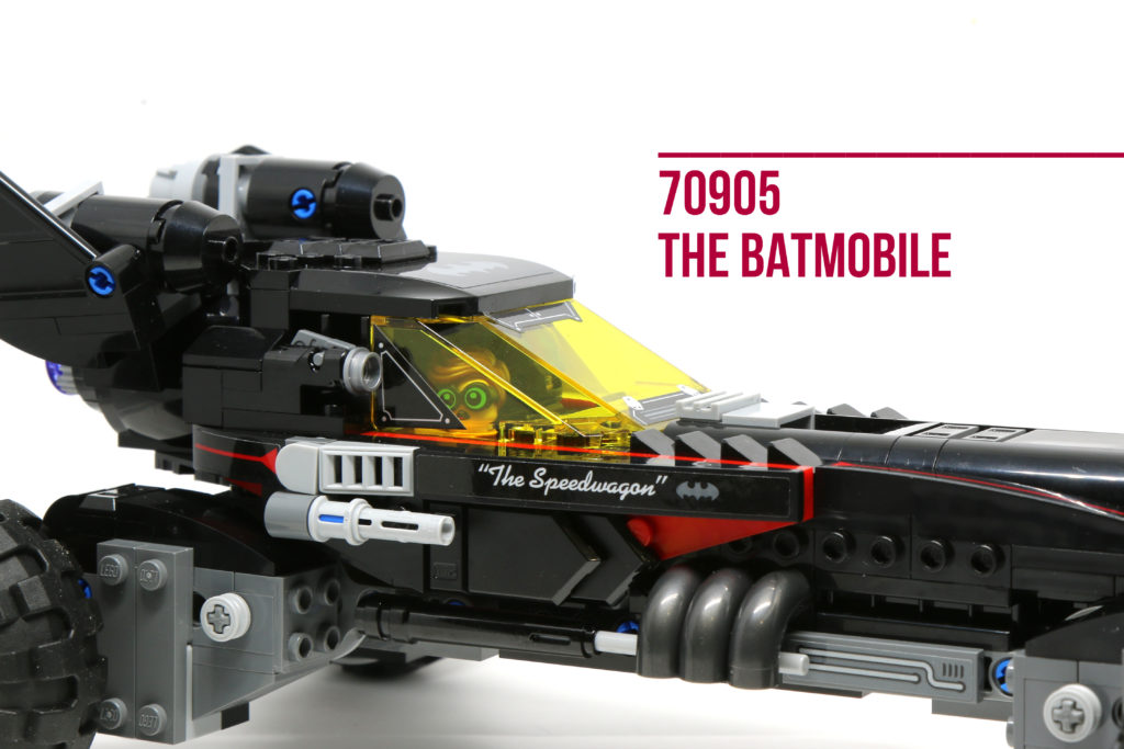 Review: LEGO 70905 The Batmobile