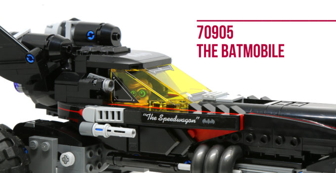 Review: LEGO 70905 The Batmobile