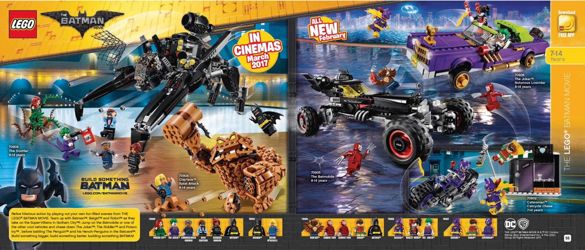Australian LEGO Release Dates – First Half of 2017 sets ...