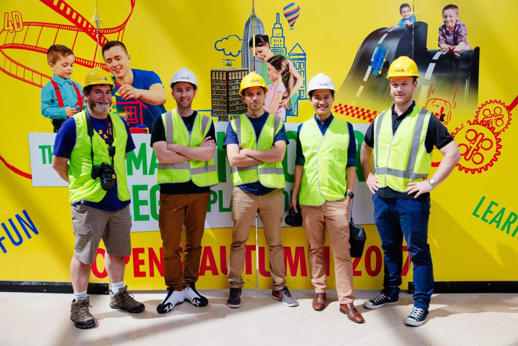 Legoland Discovery Centre Melbourne – Hard Hat Tour Impressions