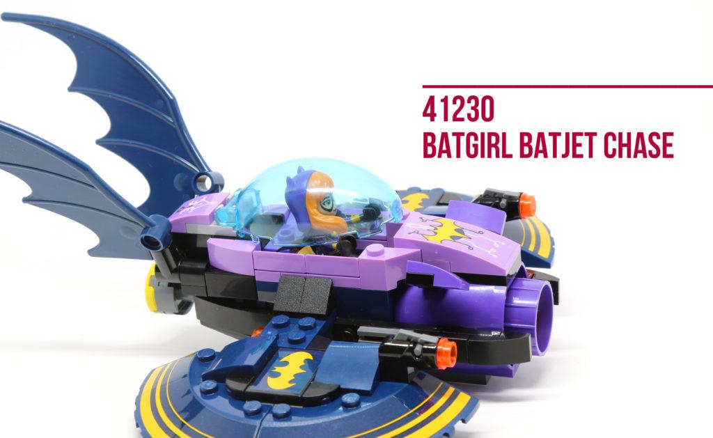 Review: LEGO 41230 – Batgirl Batjet Chase
