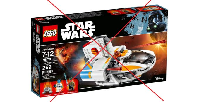 List of Australian LEGO retailer exclusive sets (1st half of 2017)