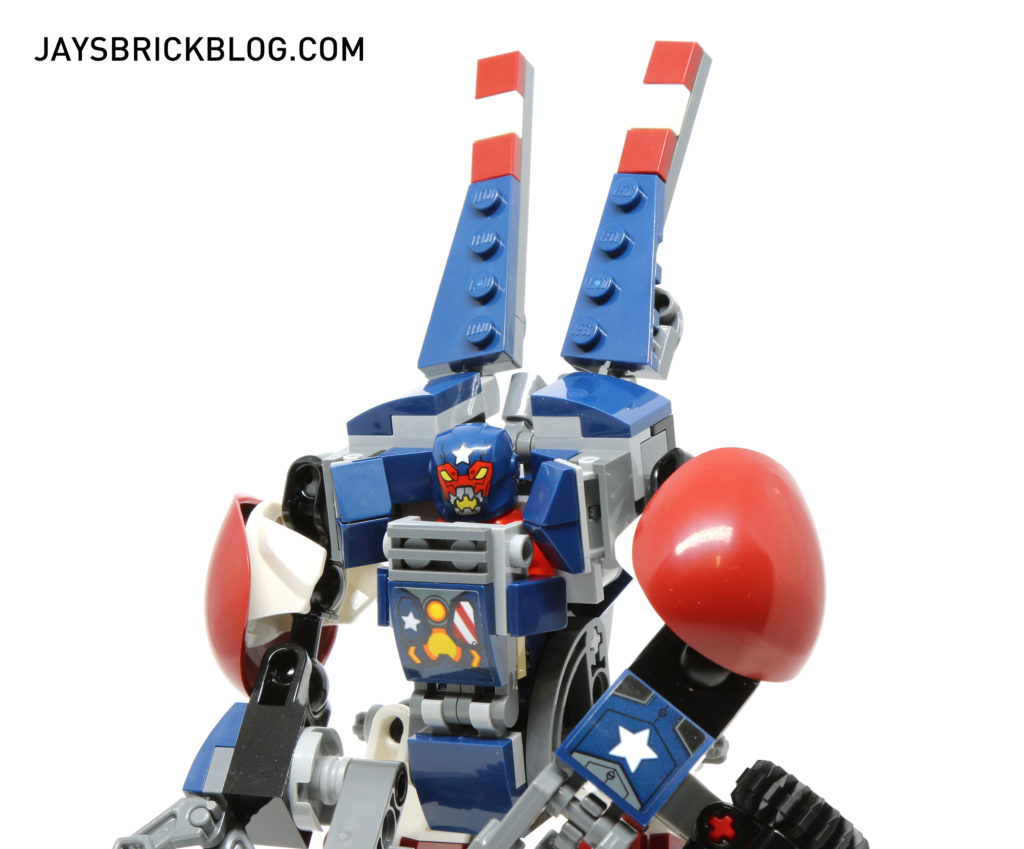 Review: LEGO 76077 Iron Man: Detroit Steel Strikes