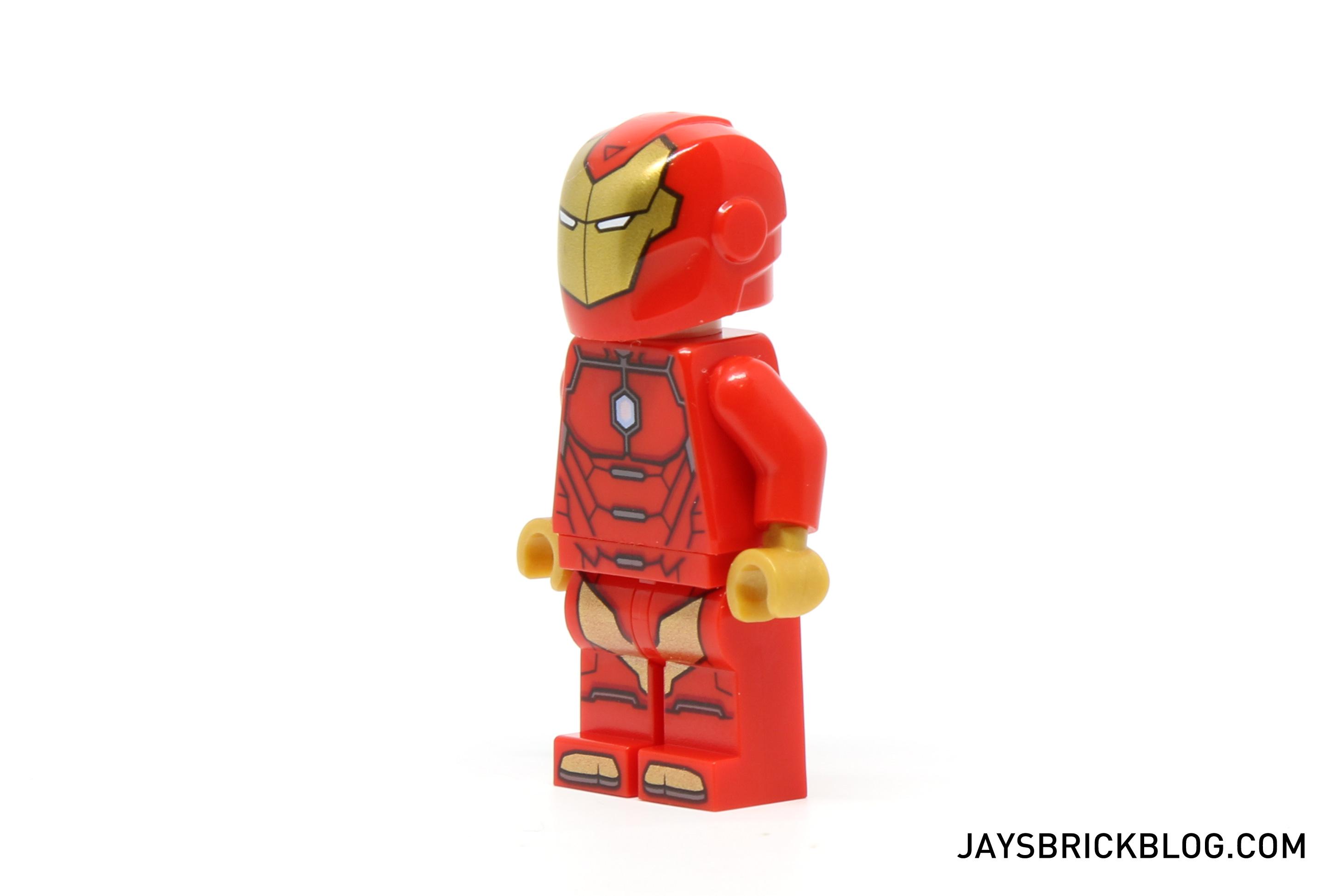 lego iron man mark 23 - photo #36