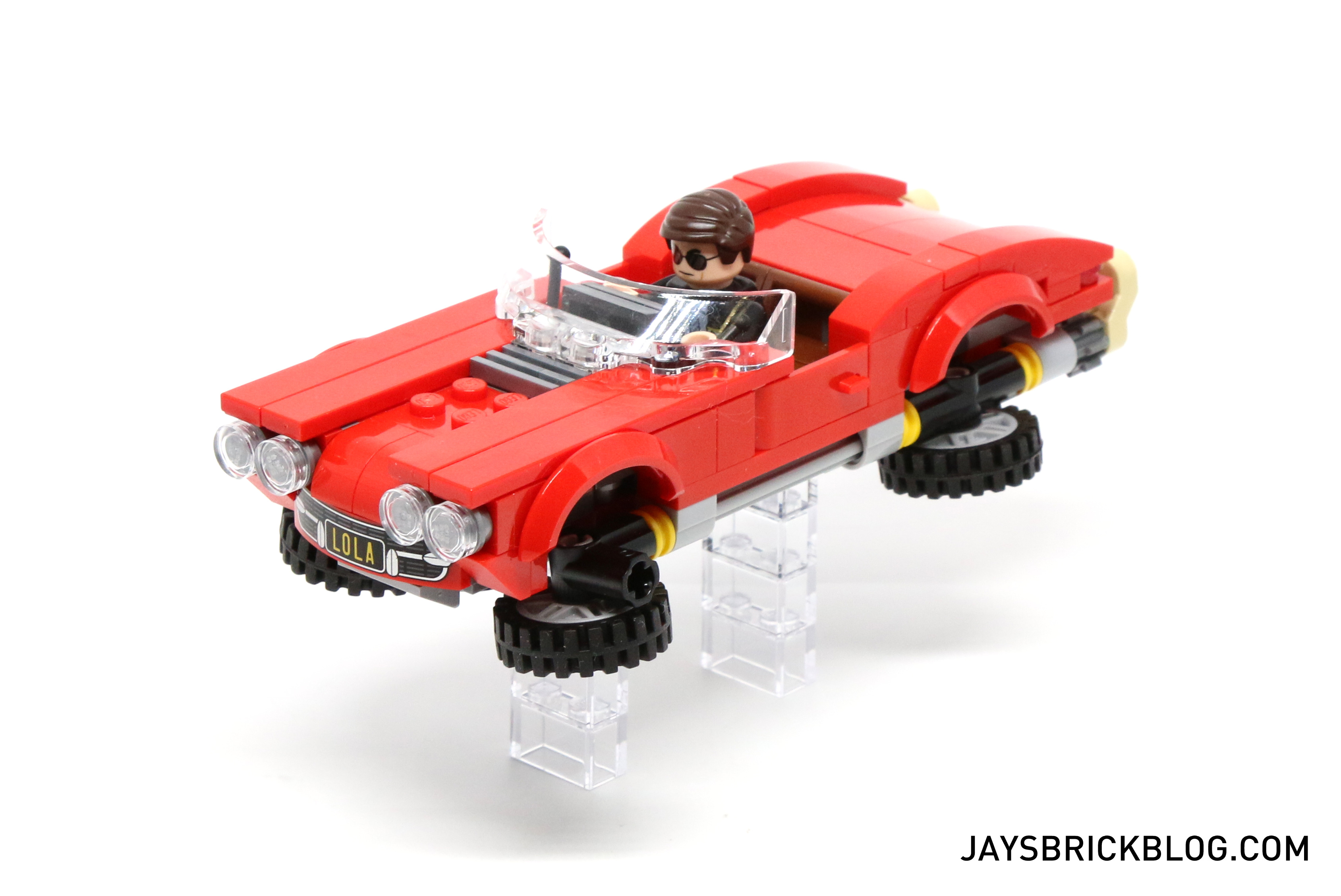 how to make a car out of legos