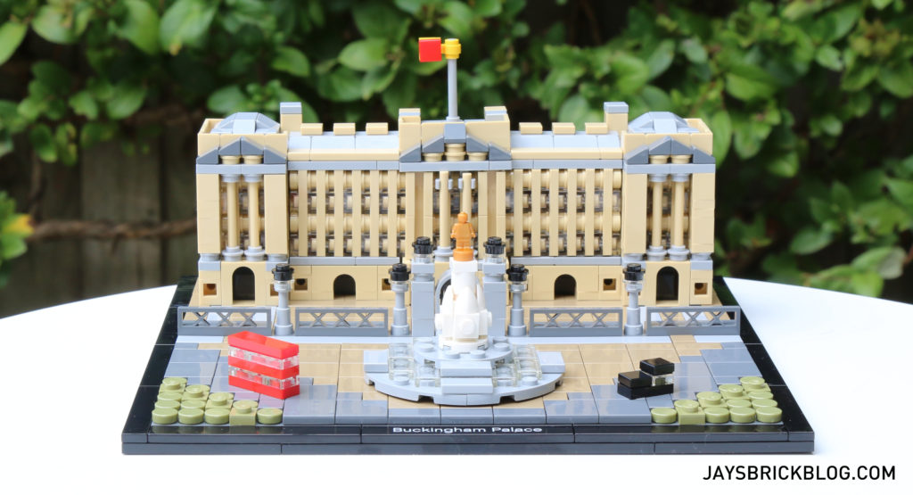 Review: LEGO 21029 Buckingham Palace