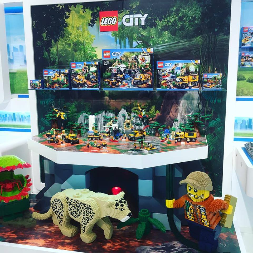 Thoughts on the new LEGO sets previewed at the German Toy Fair 2017