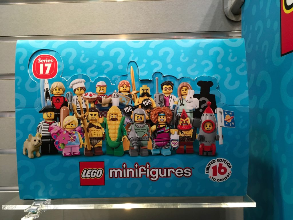Meet the all new characters from LEGO Minifigures Series 17!